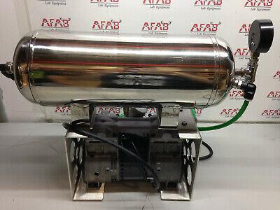 Thomas 2688ce44 D Piston Air Compressor Vacuum Pump