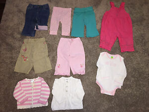 Size 9 month clothing