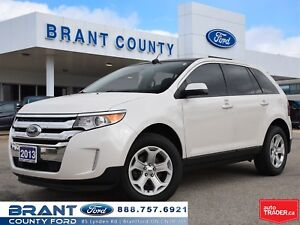 2013 Ford Edge SEL AWD NAV CLEAN CAR PROOF