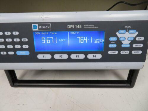 Druck DPI145 Multifunction Pressure Indicator  500 psi abs - FQ30