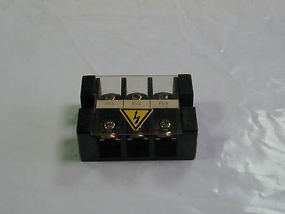 Fuji Terminal Block, AYBS 063, 600V, Used, Warranty