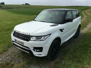 Land Rover Range Rover Sport \\4.4 Autobiography Dynamic