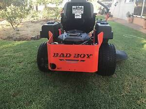 Bad boy industrial mower Griffith Griffith Area Preview