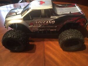 Red cat volcano exp pro addition 1/10 scale (brushless)