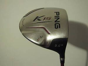 Ping  K15 9.5° Driver St Kilda Port Phillip Preview