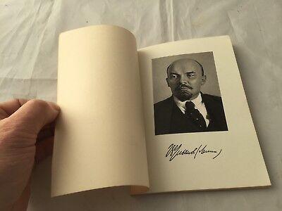Livre v lénine de l'état 1966 éditions en langue étrangère de pékin chine