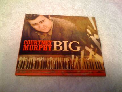 CD Album - COURTNEY MURPHY: Big - SIGNED COPY Kenwick Gosnells Area Preview