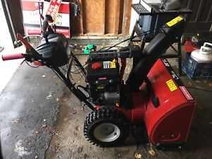 "Craftsman EZ Steer 28"" Electric Start Snow Blower"