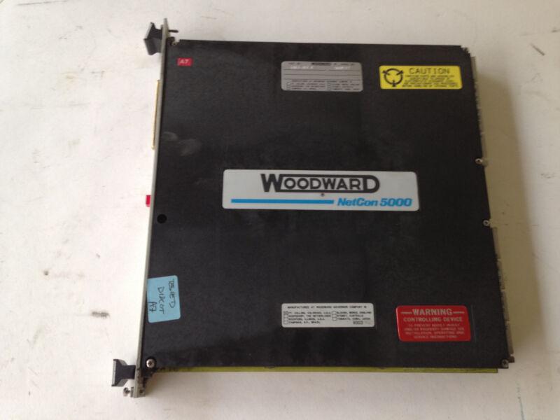 Woodward Netcon 5000  5463-785-J  5463785J 5463785 J  SERIAL NO. 5000342