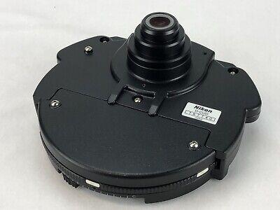 Nikon D-cud Dark Field Df Universal Condenser For Eclipse 80i 90i Microscopes
