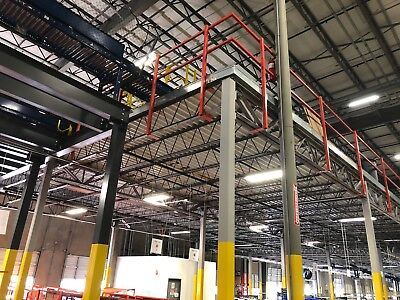 Mezzanine - Almost Brand New - 16 To Platform - 6000 Sqft