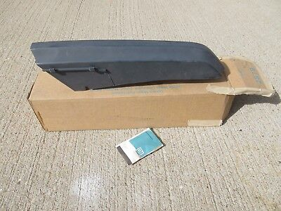 NOS 1982 1983 Oldsmobile Toronado  LH driver side tail light extension