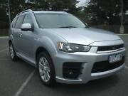 2010 Mitsubishi Outlander RX AUTO With RWC & REG Seaford Frankston Area Preview