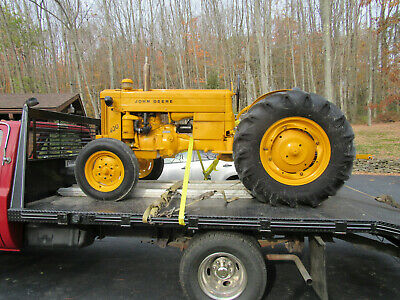 Beautiful Classic John Deere Tractor Model 420 Jd 420 Similar To Jd 40 430 Jd M