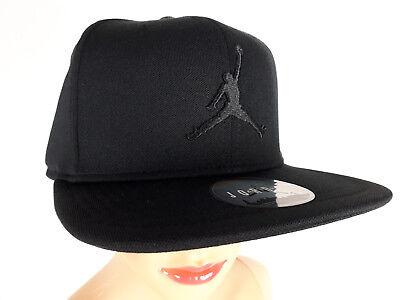 9be3750005 Kleidung & Accessoires Hüte & Mützen Nike Jordan Pro Jumpman Snapback Kappe  Schirmmütze Cap Cappi AR2118 ...