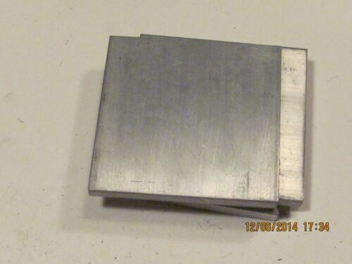 "Aluminum Flat 5"" X 5"" X 1/4""    6061  1 PC"