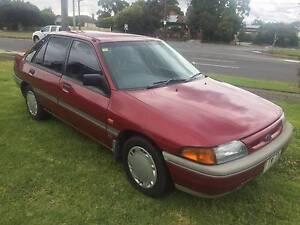 1994 Ford Laser 1.8 GLi Croydon Maroondah Area Preview