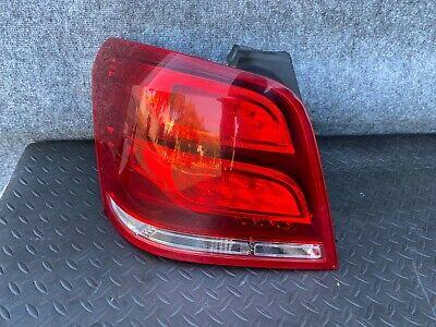 Mercedes X204 GLK250 GLK350 Hinter Fahrer Links Seite Brems Rück Licht Lampe OEM