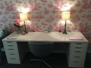 A IKEA desk - Linnmon / Alex FOR SALE Moss Vale Bowral Area Preview