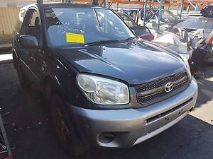 Toyota RAV4 CV 3DR AWD 06/04 Wrecking at General Japanese Spares Canley Vale Fairfield Area Preview