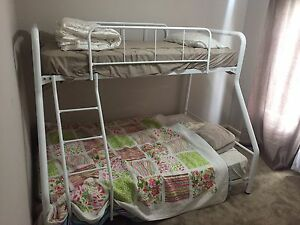 White Metal Bunk Bed Torquay Surf Coast Preview