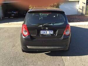 2010 Holden Barina Hatchback Mosman Park Cottesloe Area Preview
