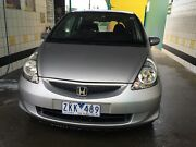 HONDA JAZZ 2007 GLI with REGO and RWC Moonee Ponds Moonee Valley Preview
