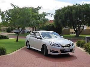Subaru Liberty MY10 2.5i All Wheel Drive Automatic SPORTS Sedan Secret Harbour Rockingham Area Preview