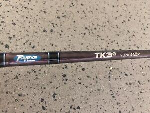 Fishing rod, Shimano T Curve