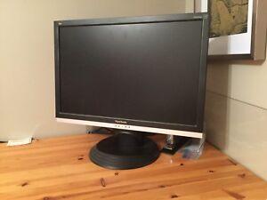 Moniteur LCD ViewSonic VA2026w 20pouces