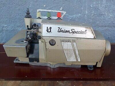 Industrial Sewing Machine Union Special 39-500 Rf 3 Threadsergeroverlock