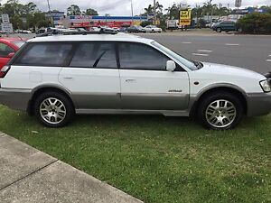 2001 Subaru Outback Wagon Capalaba West Brisbane South East Preview
