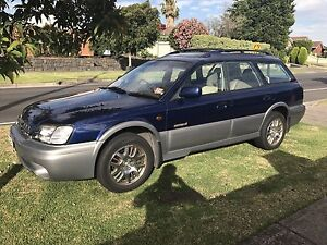 Subaru Outback Wagon 2000 For Sale $2500 ONO Mill Park Whittlesea Area Preview