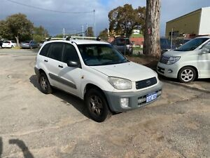 """Toyota RAV4 4WD AUTO """"FREE 1 YEAR WARRANTY"""" Welshpool Canning Area Preview"""