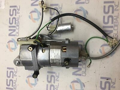 Asf Munchen Type W5nw4b Diaphragm Vacuum Pump 220v 1680 1min