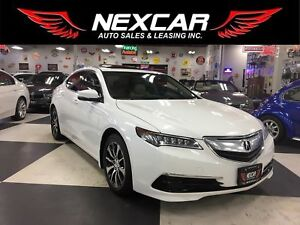 2015 Acura TLX PREMIUM PKG AUT0 LETHER SUNROOF CAMERA