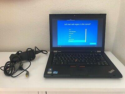 Laptop Windows - Lenovo Thinkpad T430. i5 3320M - 8GB Ram - 128GBSSD. Fast Windows 10 Laptop