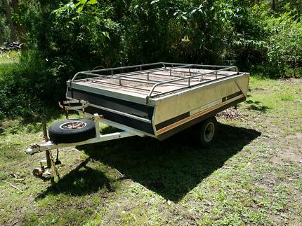 Cub campomatic camper project