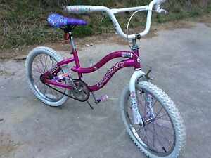 Girls bike - great condition