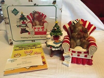 """Charming Tails """"WAITING FOR SOMEONE SPECIAL""""  DEAN GRIFF NIB"""