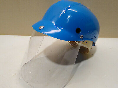 New North Safety Bc86 Bump Cap With Face Shield Attachment