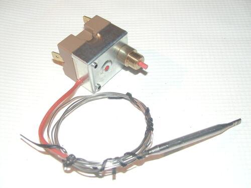 Campini LimitationThermostat  TY95-H , 230 C (cut off)