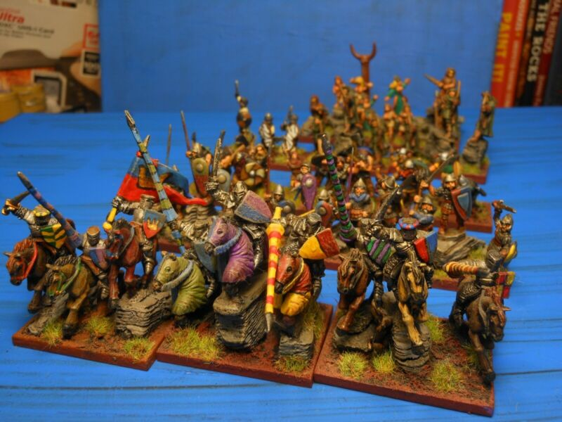 15mm hott army. 15 mm fantasy. 15mm hyborian army. aqalonian army
