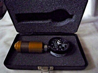 Rex Durometer Type D Model 3000 Gauge