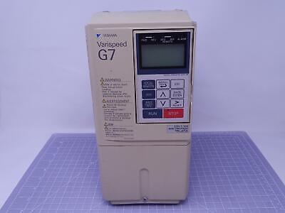 Yaskawa Cimr-g7a23p7 Varispeed G7 Inverter T139844