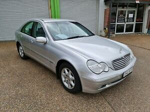 2004 Mercedes Benz C180 Kompressor Elegance 1.8L SC Sedan AUTOMATIC Lambton Newcastle Area Preview