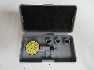 Brown Sharpe - Model 599-7032-13 - .002 Metric Test Indicator W Case - Oa20