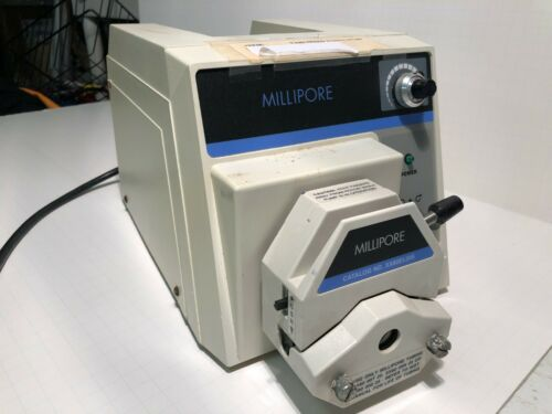 Millipore XX8200115 Peristaltic Pump w/ XX80EL005 Head