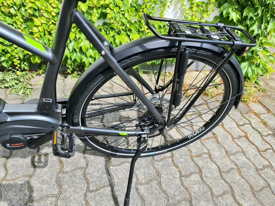 "Kreidler Eco 7 Sport, Deore 10-Gang, Bosch Performance, 28""/50cm in Beckum"