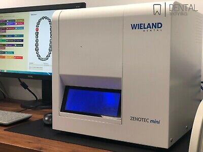 Wieland Zenotec Mini Vhf Milling Machine